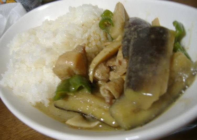Step-by-Step Guide to Prepare Award-winning Thai Green Curry