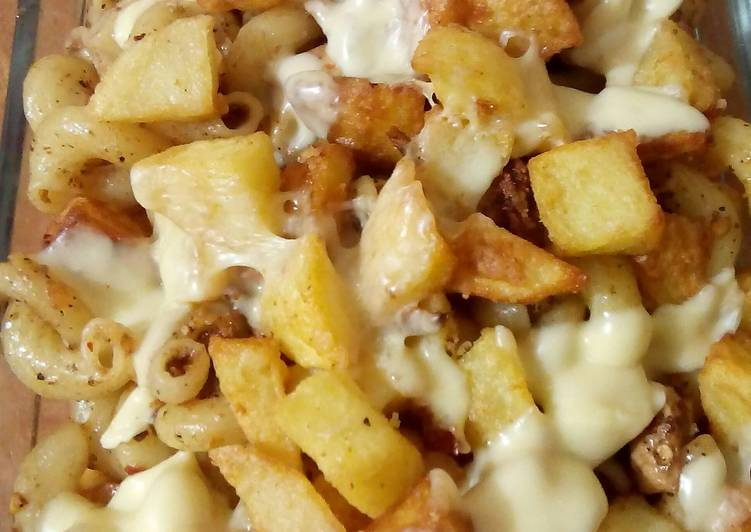 15 Minute Steps to Prepare Quick Macaroni with Cheese by Nancy