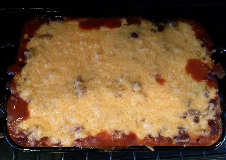 Potato Chili Casserole