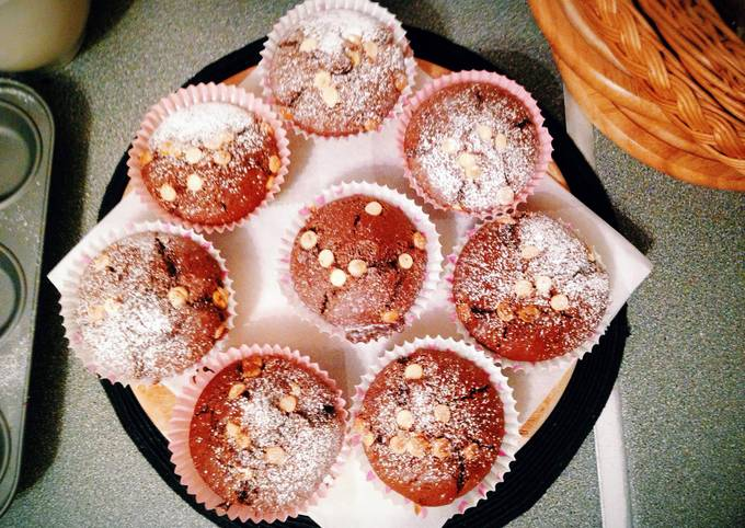 Quick&simple Chocolate Muffins