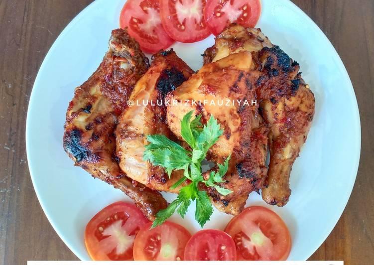 16. Ayam Bakar Taliwang