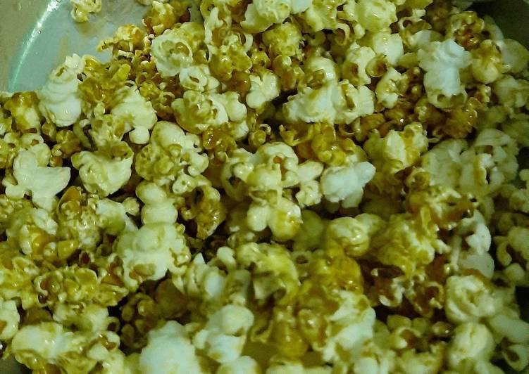 PopCorn caramel ala Bioskop