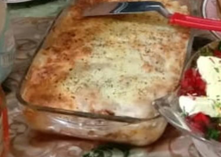 Chicken Lasagna 🍘