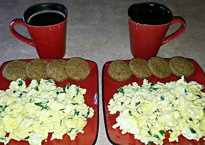 Mike's 5 Minute Microwave Breakfast