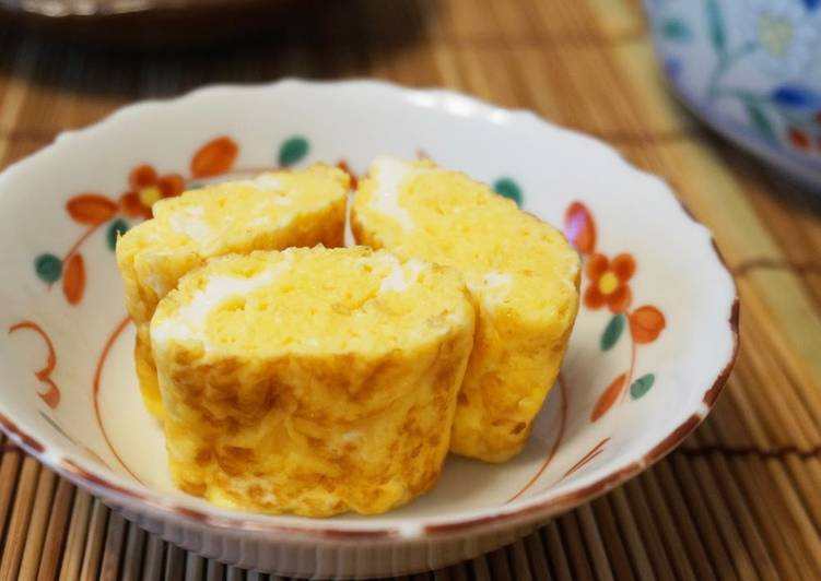 Step-by-Step Guide to Prepare Ultimate Thick Tamagoyaki with Just 1 Egg