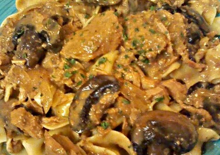 Crockpot Pork Stroganoff, Heart Friendly Foods You Must Eat