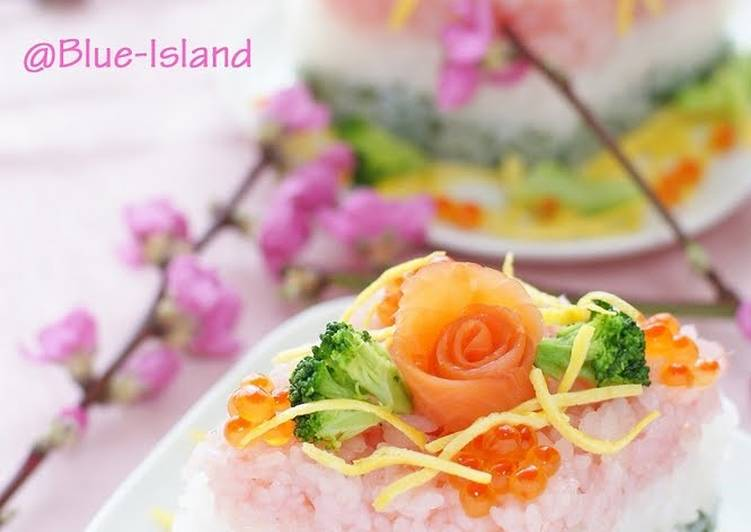 The Best Soft and Chewy Dinner Easy Vegan Diamond Shaped Doll Festival Sushi
