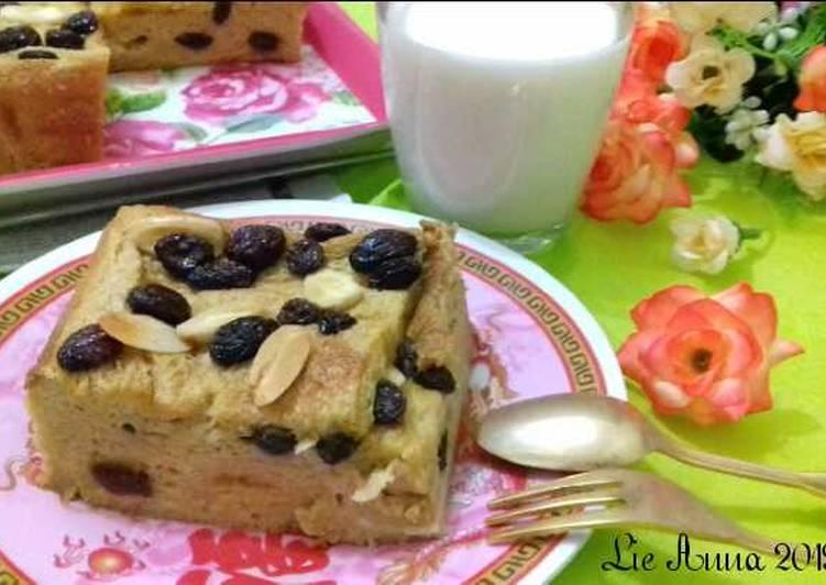 (19.3) Brown Sugar Hot Bread Pudding