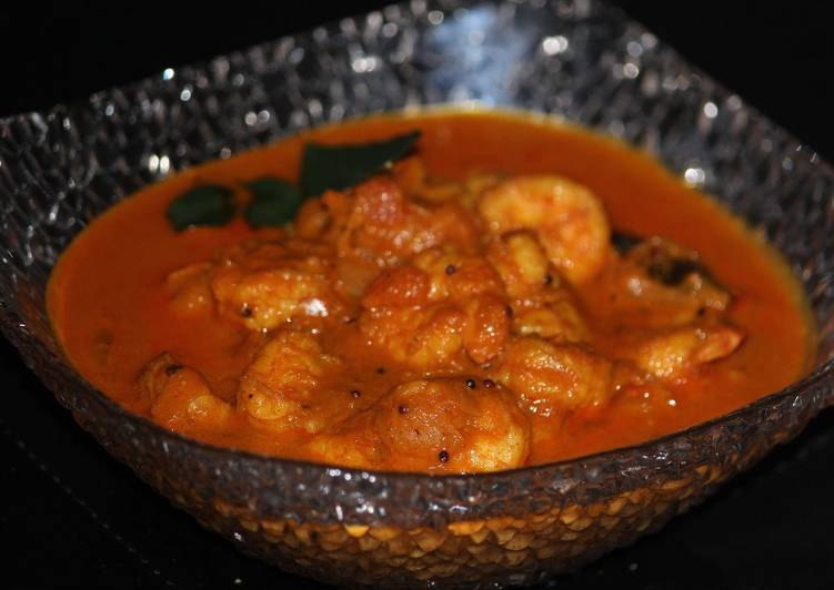 Recipe of Homemade Instant Pot Shrimp curry