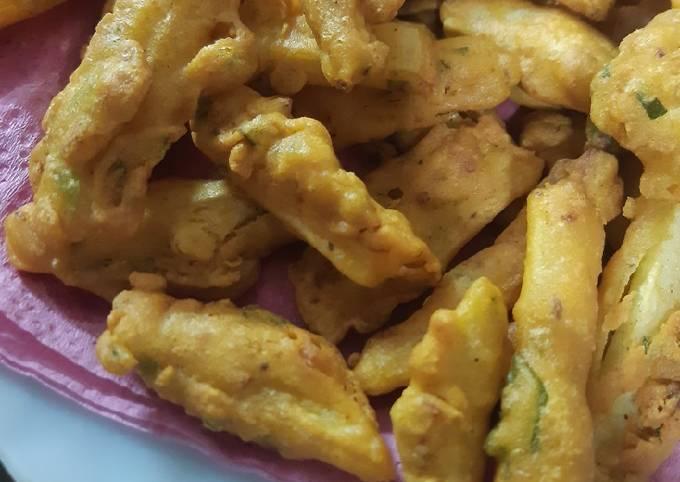 French fries pakora