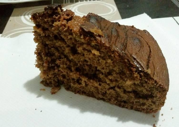 Recipe: Tasty Chocolate and orange pound cake