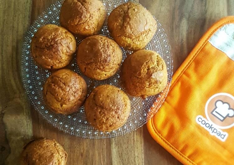 Comment Faire Des Muffins crème de marron