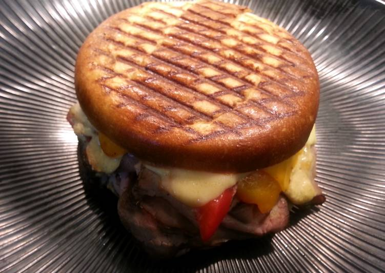 Roast Beef & Havarti Pretzel Panini, Foods That Are Good For Your Heart