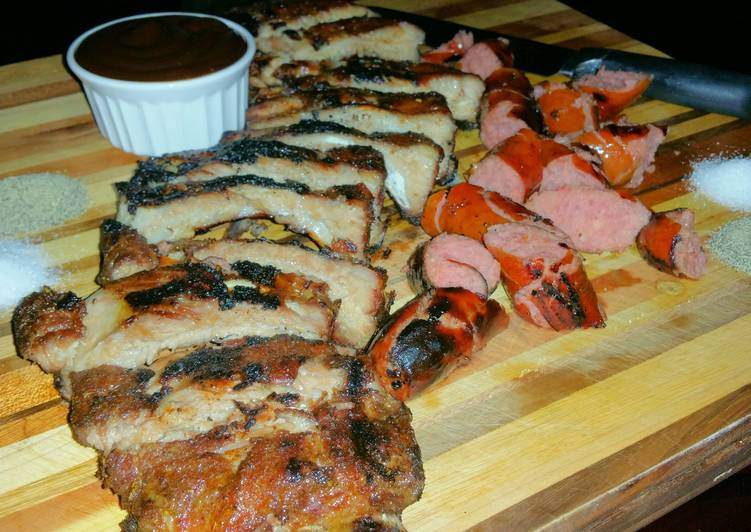 """15 Minute How to Make Quick Mike's, """"All Man's Carnivore Cutting Board"""""""
