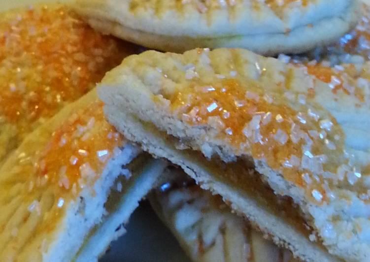 Pumpkin Hand Pies - Laurie G Edwards