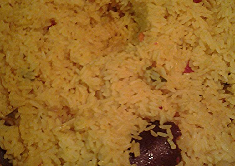 Arycas New Years rice