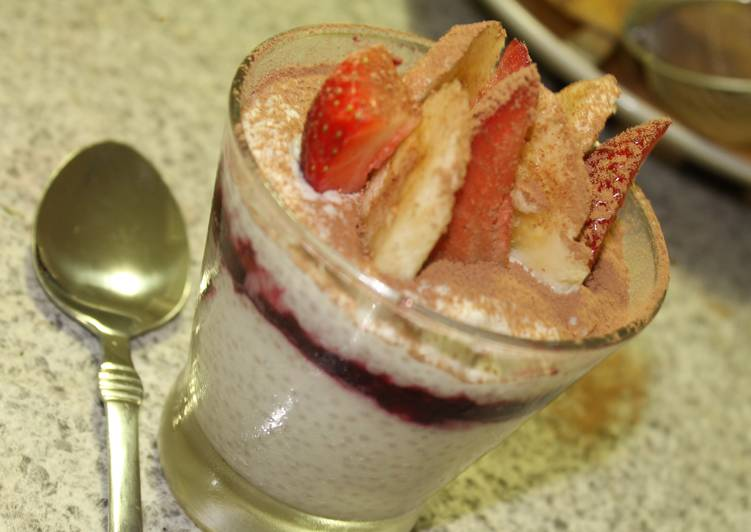 How to Cook Appetizing CHIA PUDDINGS