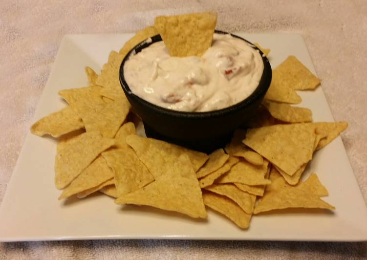 Meatless BLT Dip and Spread