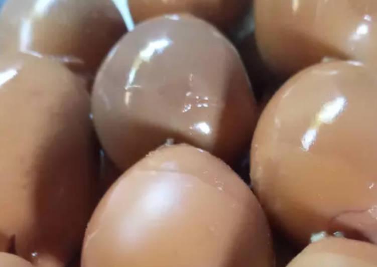 Sate pindang telur puyuh