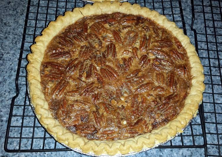 Recipe of Speedy Pecan Pie