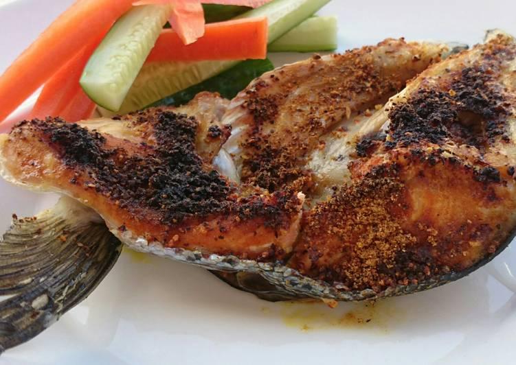 Morrocan Spiced Salmon