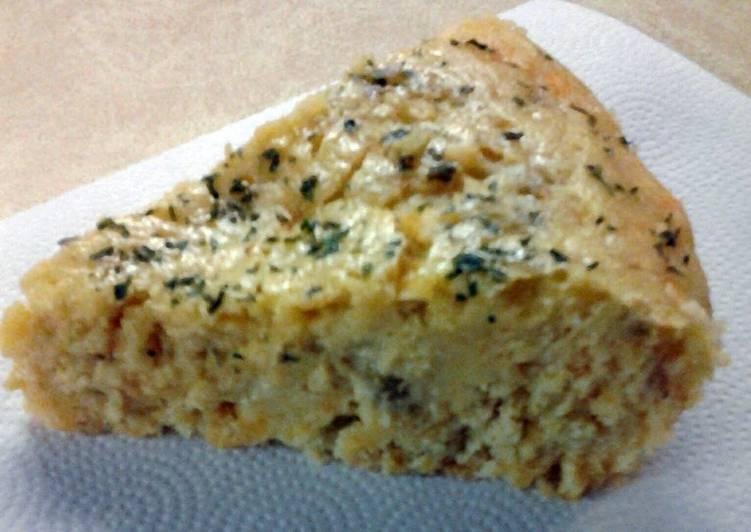 Sam's Green Chile Cheese Cornbread