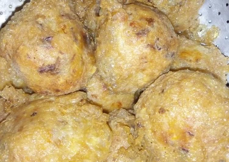 Recipe of Most Popular Yamballs