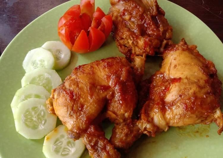 Resep Ayam Bakar Madu Wonogiri simpel