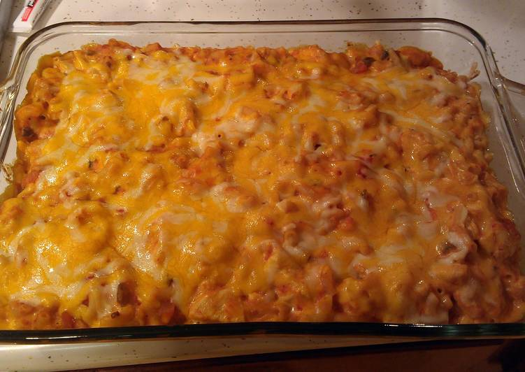 Step-by-Step Guide to Make Homemade Awesome Chicken Casserole
