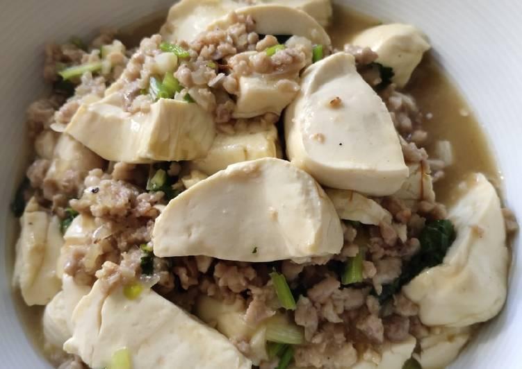 Tofu Pork