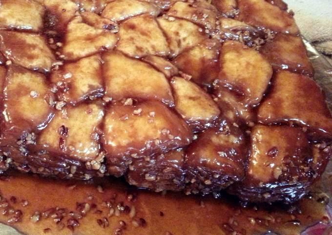 Recipe: Appetizing Easy Monkey Bread
