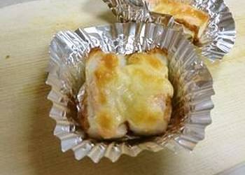 How to Recipe Yummy Chikuwa with Mentaiko and Mayonnaise