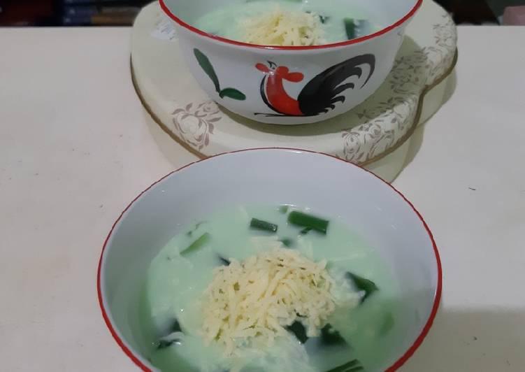 Resep Buko Pandan istimewa sederhana dan enak