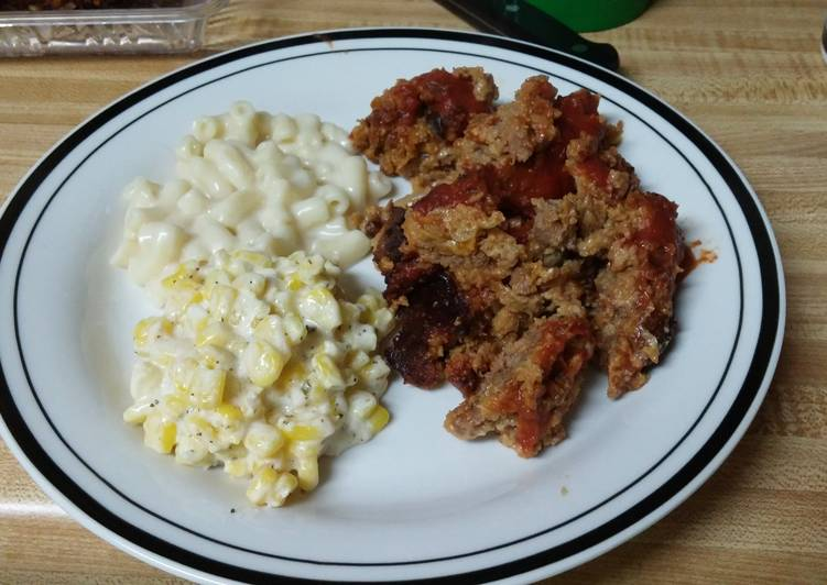 How to Cook Yummy Souped-up Meatloaf
