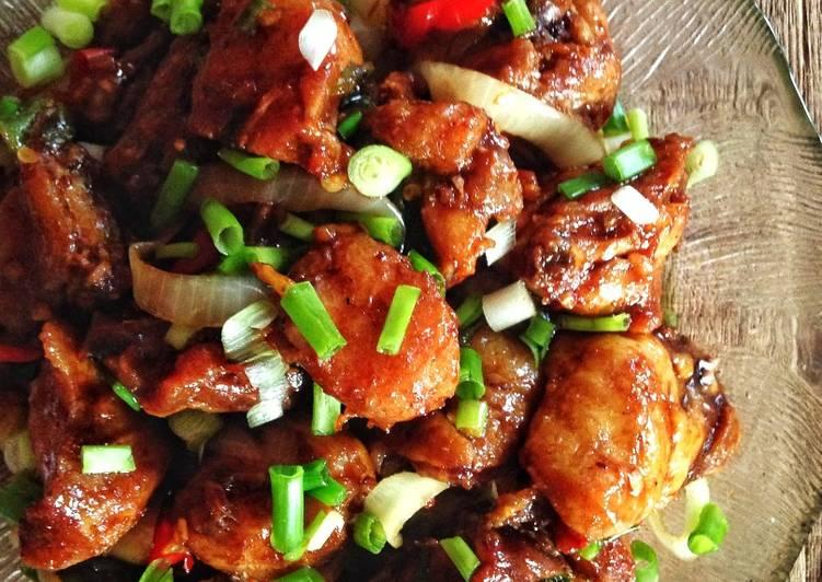 Ayam Masak Halia - velavinkabakery.com