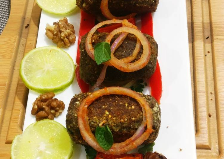 5 Minute Recipe of Award Winning Yam kebabs