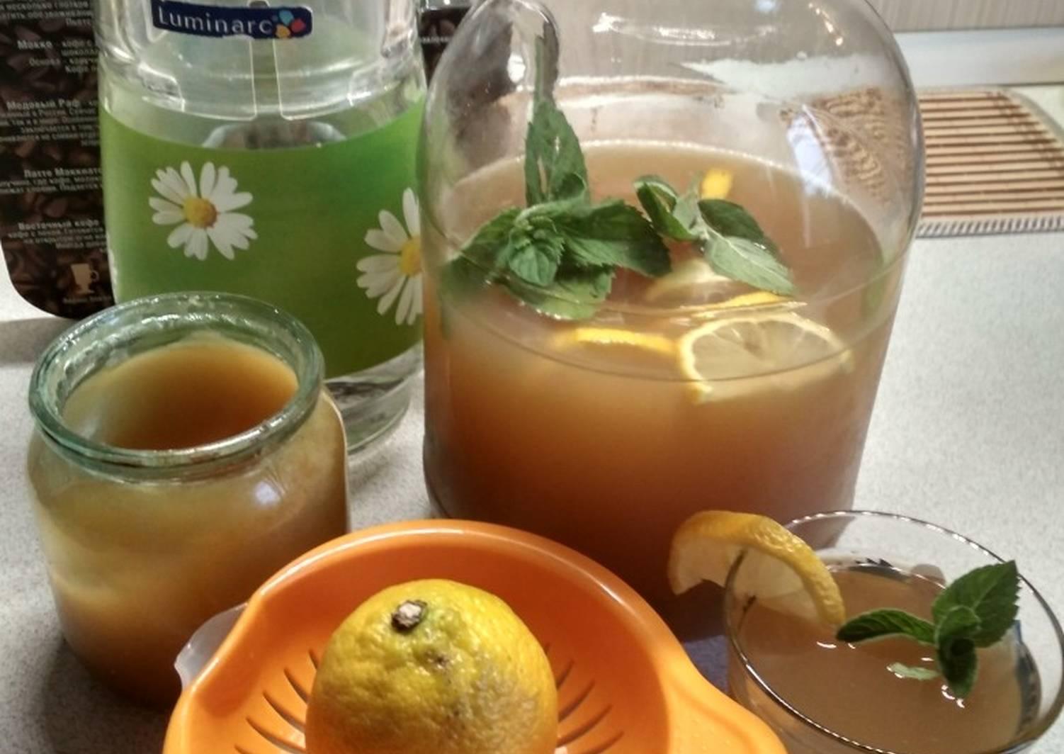 первой лимоны в меду японский рецепт с фото самого начала