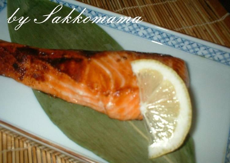 Shio-Koji Brined Grilled Fish