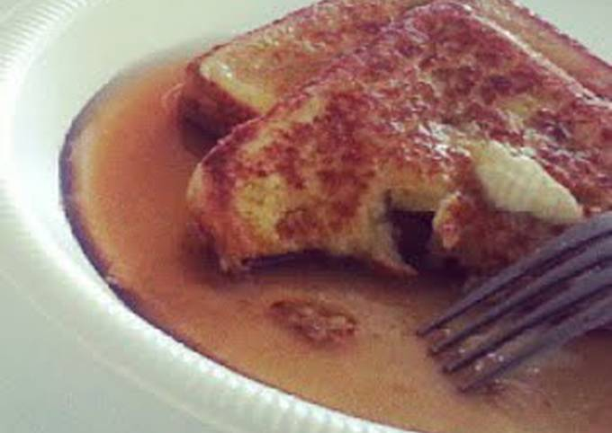 Fast & Easy Cinnamon French Toasts