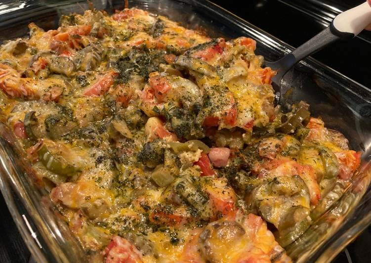 Tomato & Eggplant Casserole, Heart Friendly Foods You Need To Be Eating