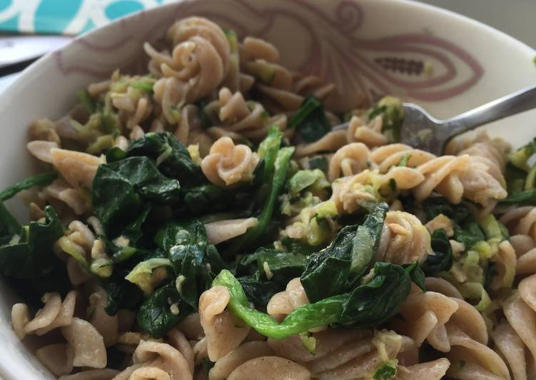 Recipe of Speedy Superfood Pasta With Tuna And Zucchini