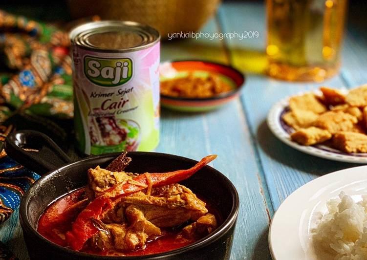 Ayam Masak Kari Saji - velavinkabakery.com