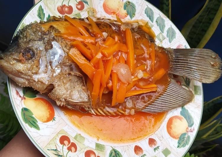 Ikan gurami 2