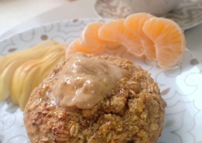 Cake d'avoine