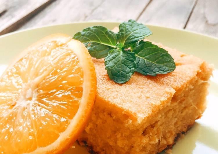 Orange Cake 🍊