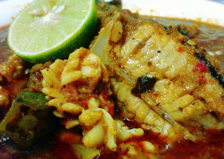 Apply These 5 Secret Tips To Improve Assam(Tamarind) Curry fish & squid