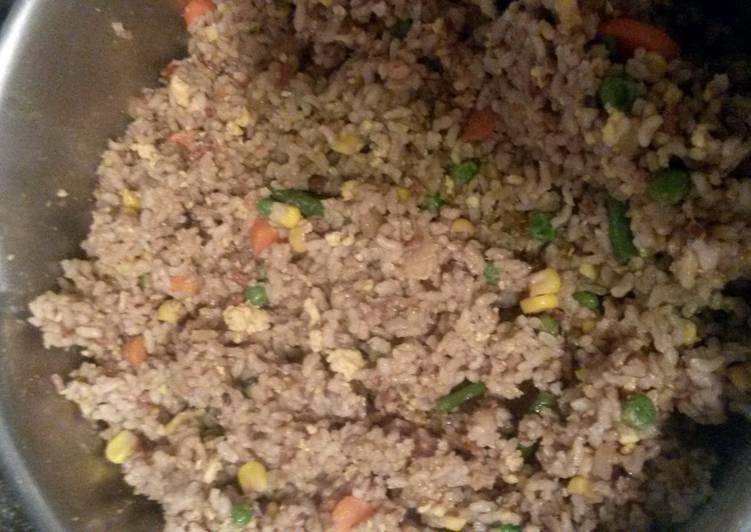 Recipe of Award-winning Fried rice