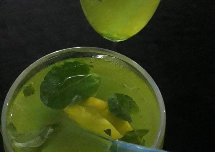 Recipe: Yummy Khuskhus sharbat (summer special drink)
