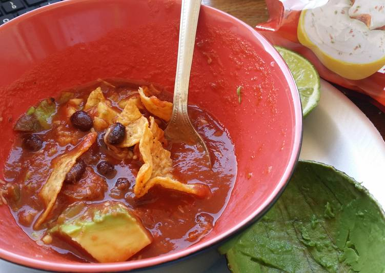Veg. Tortilla Soup, Are Superfoods Really As High-quality As They're Made Out To Be?
