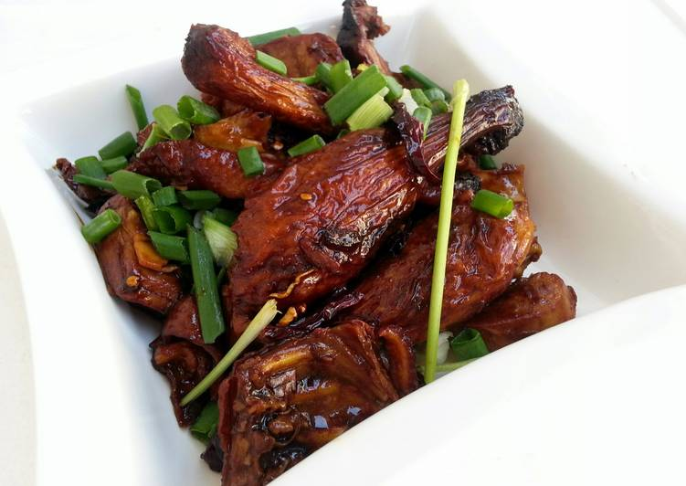 Kung Po Roasted Duck